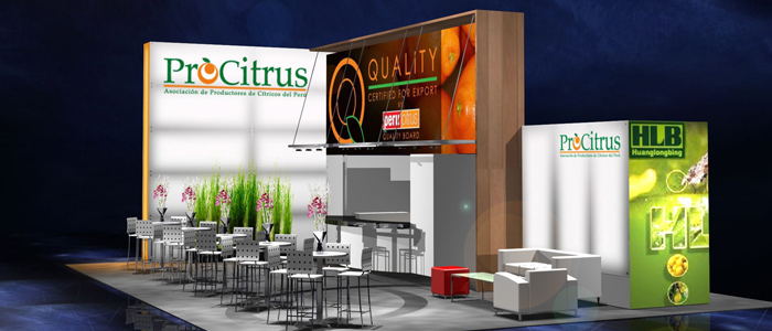 Exhibition Booth Graphics : The best graphics for an exhibit booth u exhibitsgalore